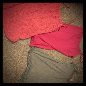 3 tank tops for $2.00